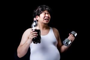 太った人が筋トレで今より10kg痩せる方法/ダイエットに挑戦