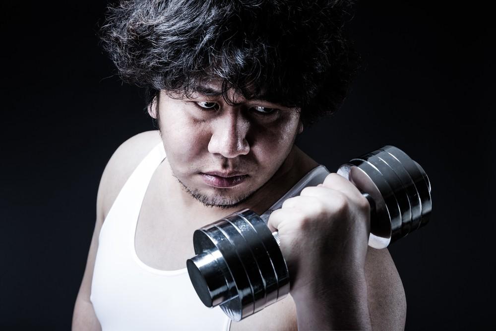 簡単な筋トレでダイエットに挑戦/太った人が筋トレで今より10kg痩せる方法part3